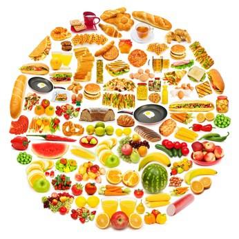 Cholesterinsenkende Nahrung Gesunde Ernährung Lebensmittel