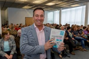 Vortrag: Diabetes Ade! ... und Heilung ist doch möglich! Markus Berndt als Vortragender