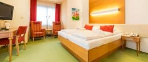 Hotel Weber Zimmer1
